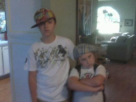 Shane and Max